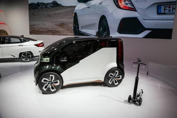 Honda's NeuV