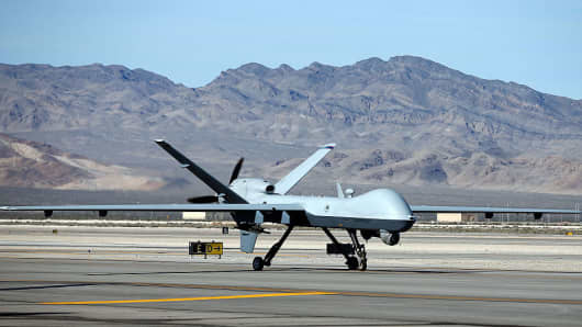 New Chinese Military Drone For Overseas Buyers To Rival US MQ 9 Reaper