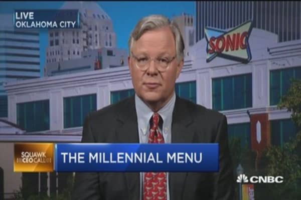 Sonic CEO: We'll continue our legacy of growth and innovation