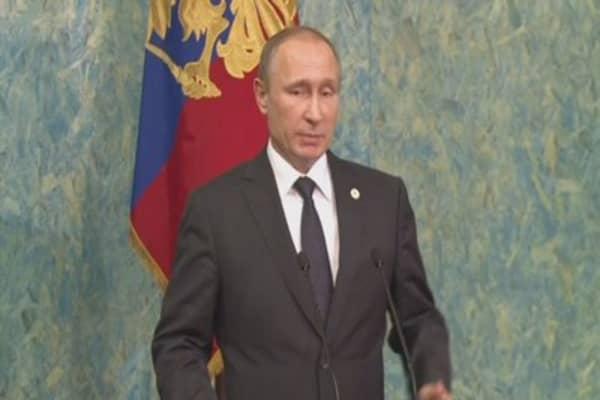 Russia threatens retaliatory measures over seized US mansions