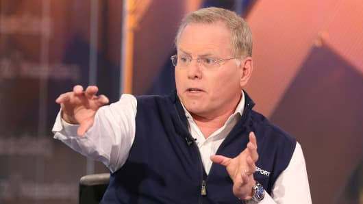 David Zaslav, CEO of Discovery Communications.