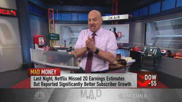 Cramer: The key to Netflix's success