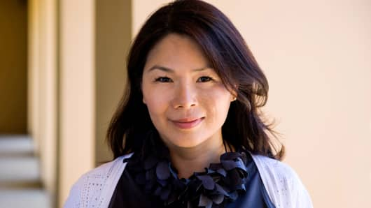 Isabel Ge Mahe, Apple's new vice president and managing director of China.