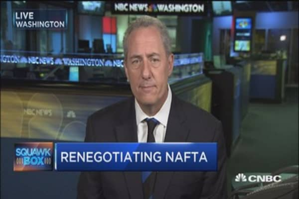 Former US Trade Rep. Froman warns US needs to avoid these NAFTA pitfalls...