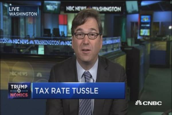 Peterson Institute's Jason Furman lays out two simple steps to tax reform