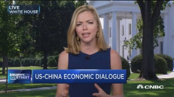 Sec. Steven Mnuchin: Must maximize benefit for both US and China