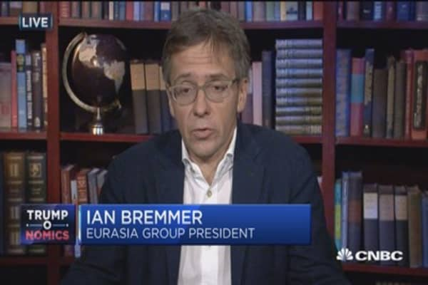 Eurasia's Ian Bremmer: There's concern Trump is 'going to get played' in meeting with Putin