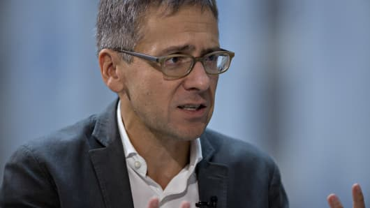 Ian Bremmer, president and founder of Eurasia Group Ltd.