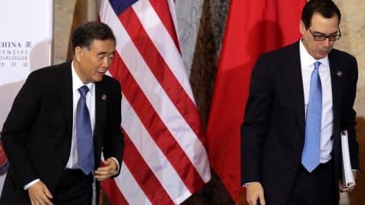 USA and China to hold crucial trade talks in Washington