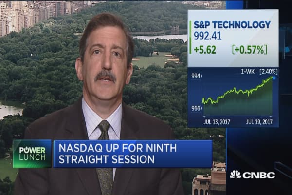 Tech leadership names will likely rotate: Matrix Asset Advisors' Jordan Posner
