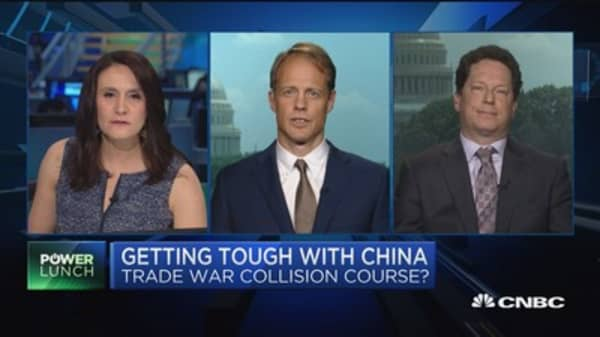 Need to up the pressure on the Chinese to avoid trade war: CSIS' Scott Kennedy