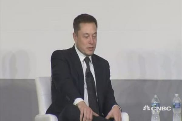 Elon Musk: We need a lunar base to help 'fire up' the public about space travel