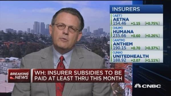 Obamacare will not collapse: Former Molina Healthcare CEO