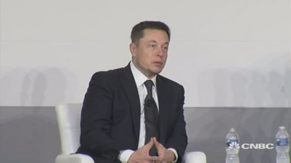 Elon Musk: Reusable rockets is the key to a breakthrough in space exploration