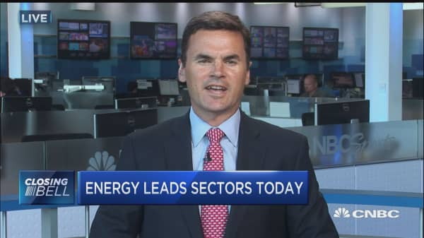 Energy stocks due for short term bounce: Bespoke's Paul Hickey