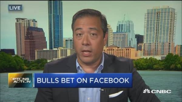 This is why traders are betting Facebook could jump another 20%
