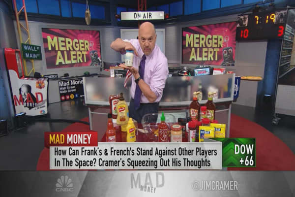 Cramer says these 2 deals are defenses against an increasingly millennial world