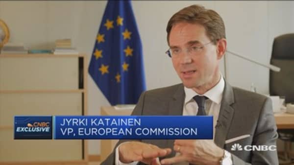 Europe is going to be better and more prosperous: EU Commission VP