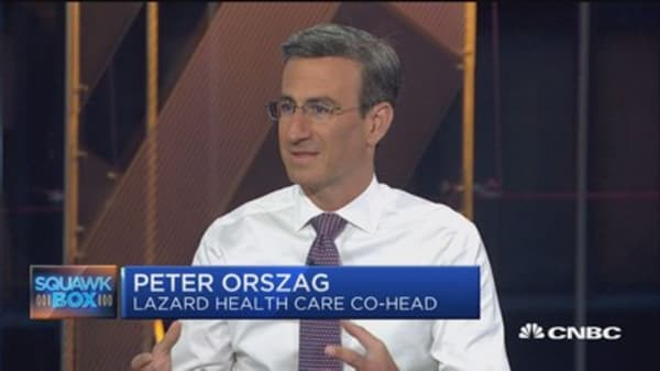 Medicaid remains more politically 'durable' than it was 20-years ago: Peter Orszag