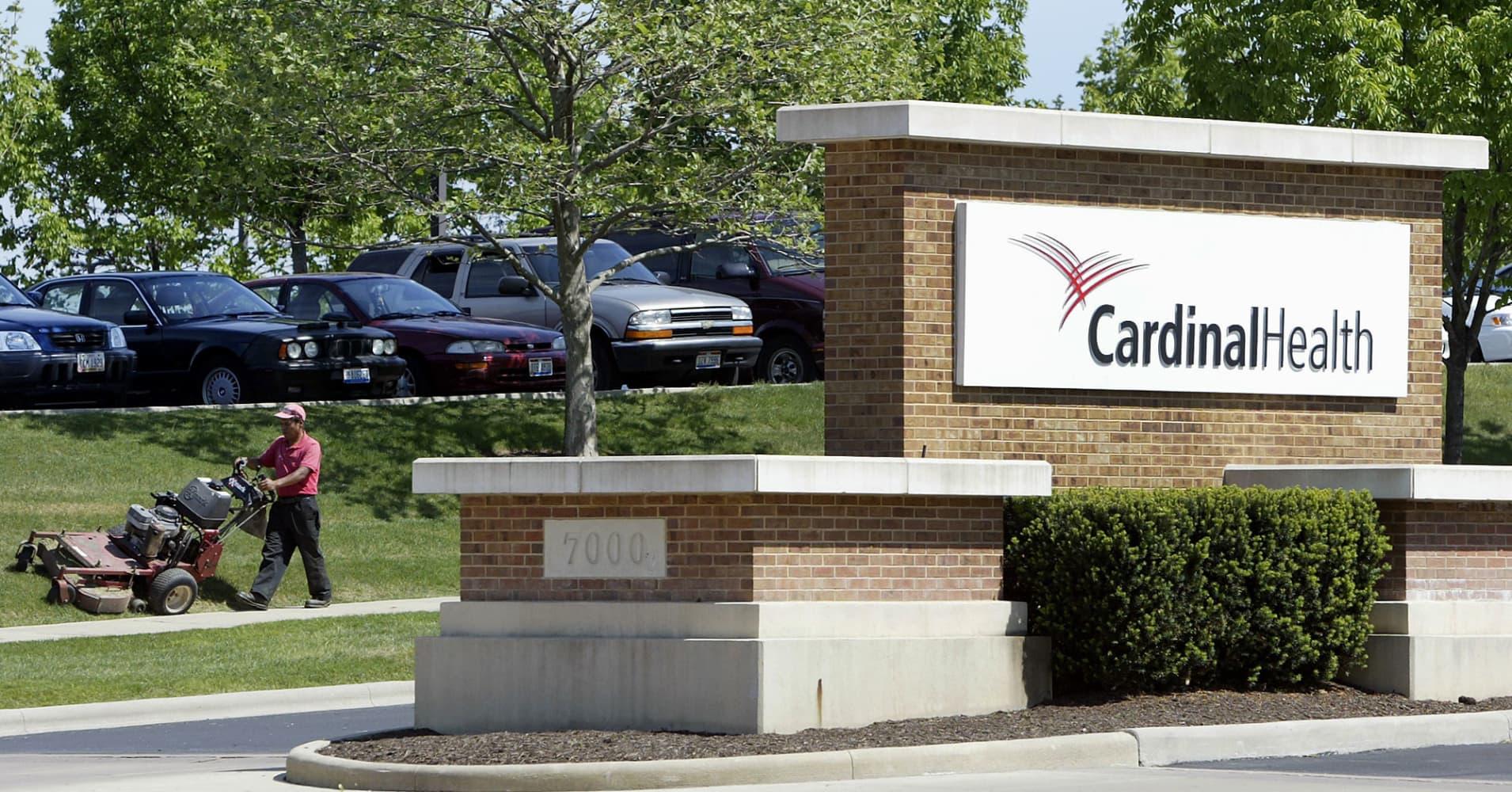 Us Cardinal Health Puts 1 5 Billion China Business On