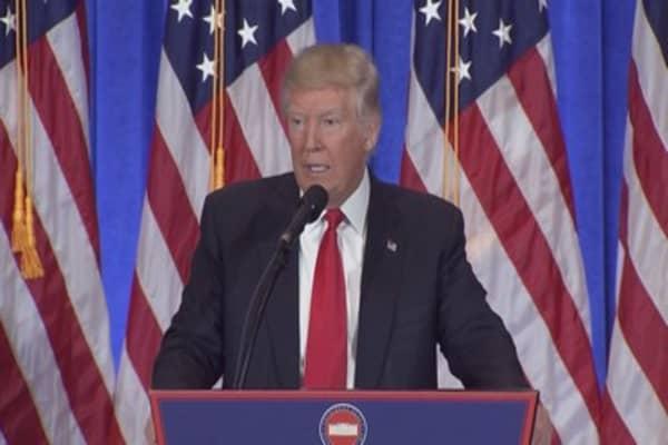 Trump stops hundreds of planned regulations