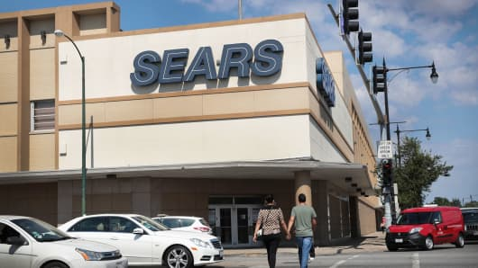 A Sears store in Chicago.