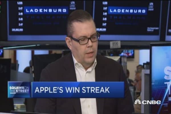 Investors won't care if iPhone 8 is delayed: Drexel Hamilton's Brian White