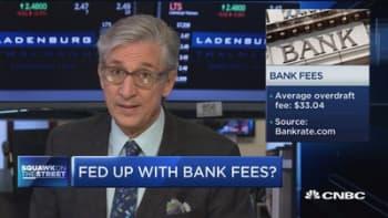 Big banks making big bucks on fees