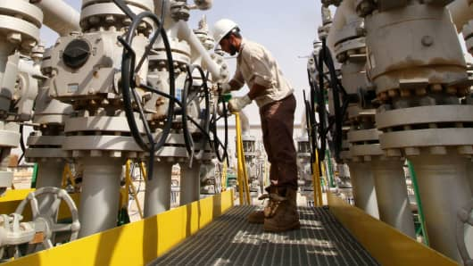 Oil Turns Higher After OPEC Reports Output Turned Lower