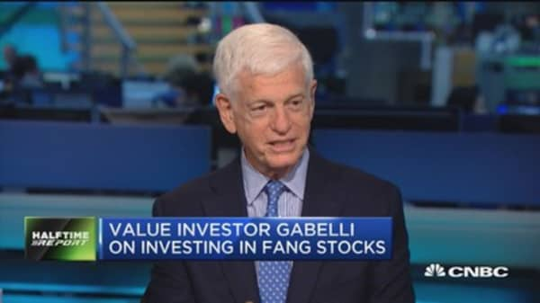 Mario Gabelli: I want to buy defense stocks