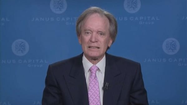 Bill Gross is worried that central banks will lead the world into recession