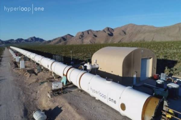 Elon Musk says he got 'verbal govt' approval for Hyperloop between NY and DC