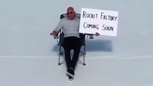 Bezos instagram