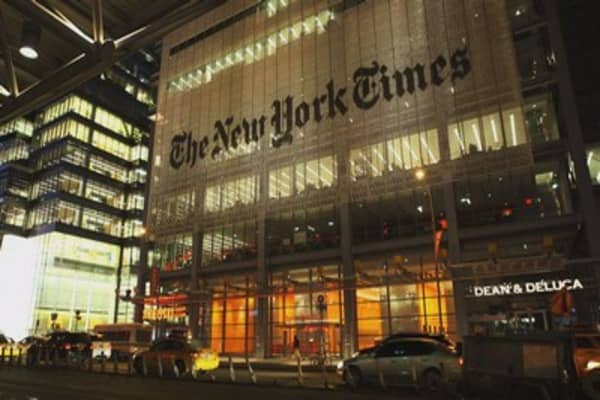 Here's who presidentTrump targeted in his one-on-one with The New York Times