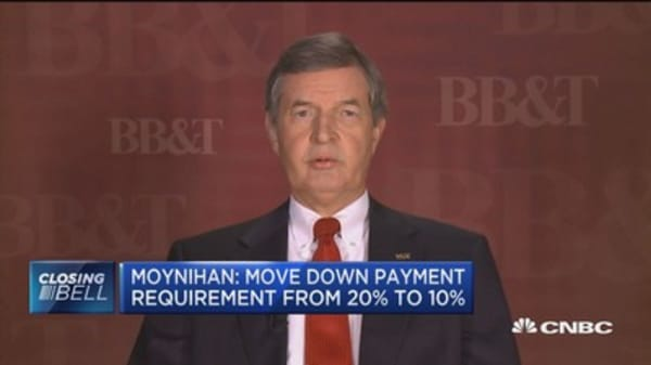 We've made a mess of the mortgage market: BB&T CEO