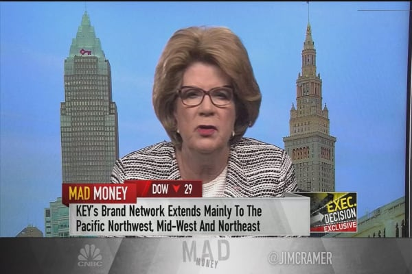 KeyCorp CEO Mooney: Economic stimulus & the 'coiled-spring effect' on bank capital