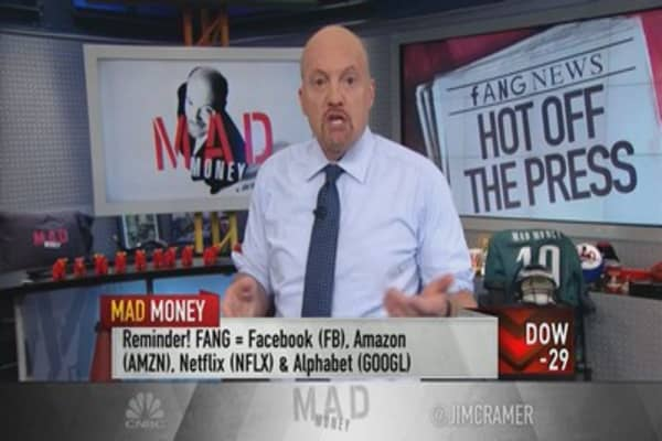 The case for buying stock in innovative FANG companies
