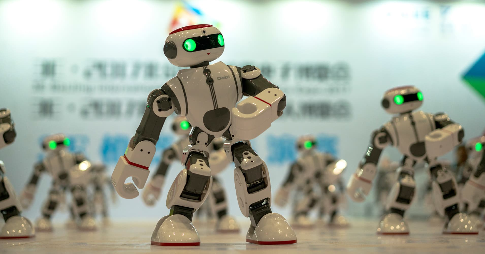 Why China is spending billions to develop an army of robots to turbocharge its economy