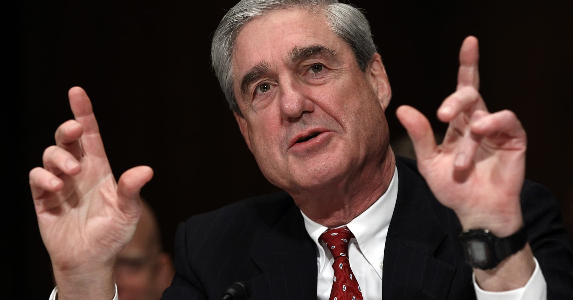 Mueller warns that election, politics meddling by foreigners is still happening