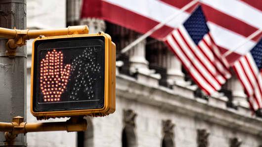 Stocks halted trading halted