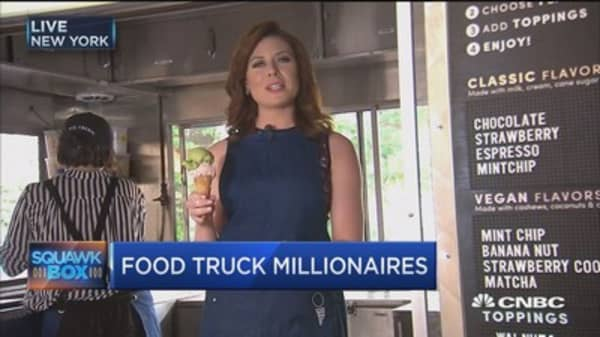 Food truck millionaires