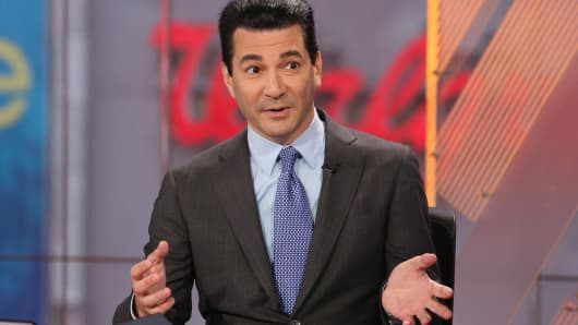 Dr. Scott Gottlieb, FDA Commissioner.