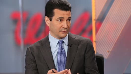 dr scott gottlieb fda commissioner