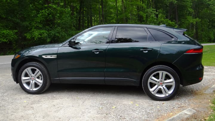 Cnbc Tech Jaguar F Pace 2