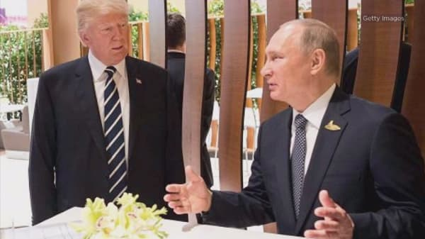 Trump and Putin reportedly may have met even more times at the G-20 summit
