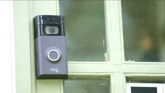 Ring Doorbell Order Applications