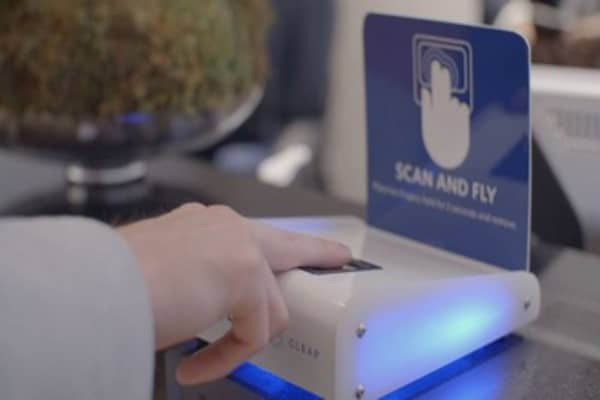Delta customers can now use fingerprints to board planes