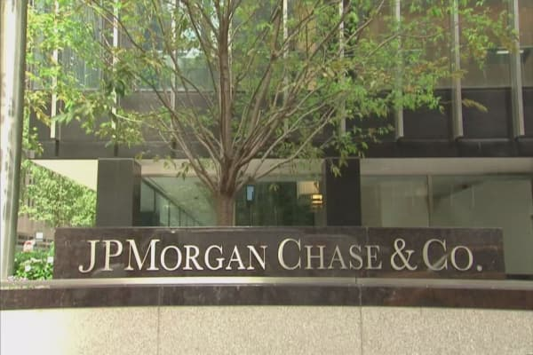 JPMorgan raises year-end S&P 500 forecast