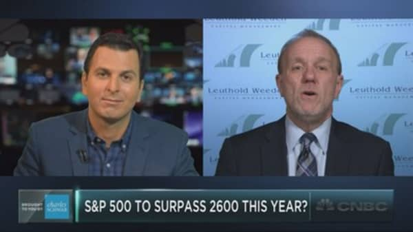 Strategist Jim Paulsen breaks down his bull case for stocks
