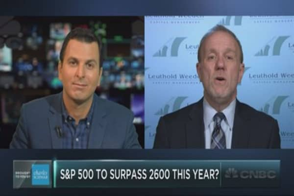 Strategist Jim Paulsen breaks down his bull case for stocks